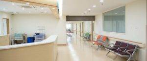safety flooring in hospital