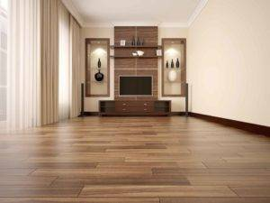 lvt wooden floor lounge